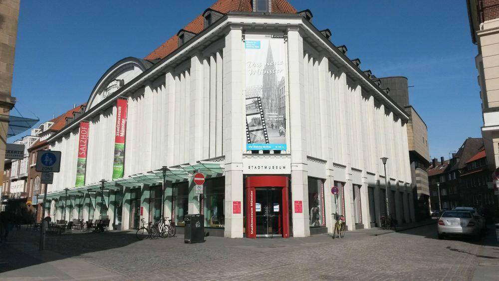 Außenansicht des Stadtmuseums Münster