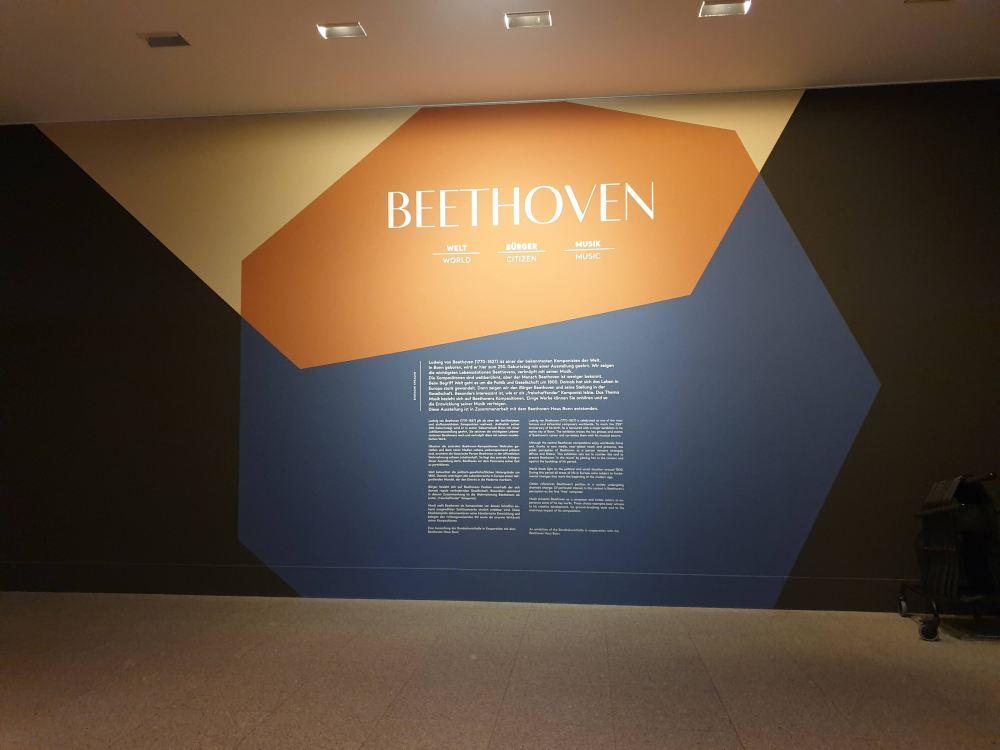Die Texte der Ausstellung sind auch in leichter Sprache vorhanden.