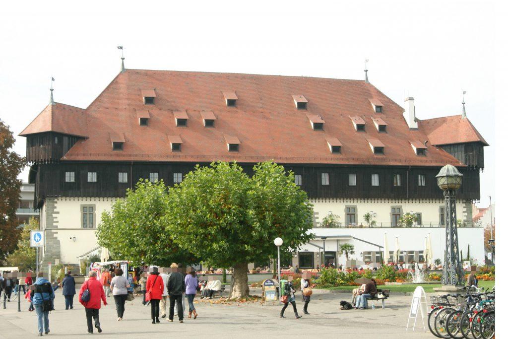 Das Konzilsgebäude in Konstanz.