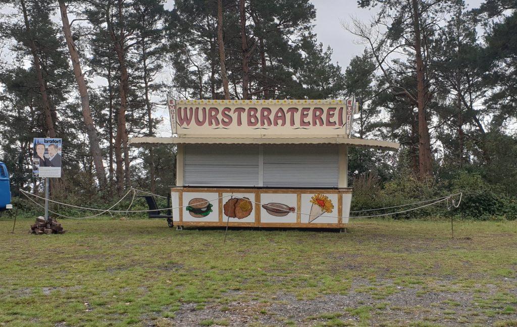 Die Wurstbraterei aus den Kölner Tatorten